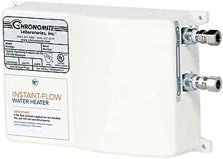 Chronomite SR-20L/208 HTR 208-Volt 20-Amp SR Series Instant-Flow Low Flow Tankless Water Heater