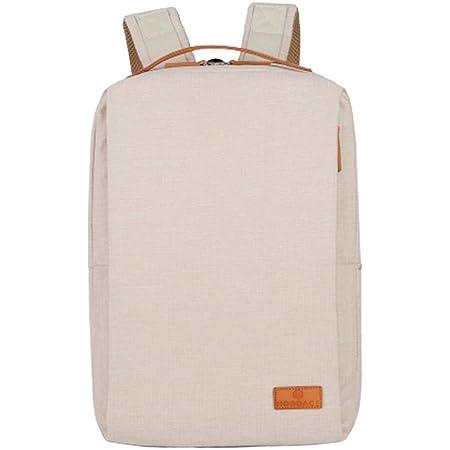 Nordace Smart Backpack Siena 19l Usb Beige Koffer Rucksäcke Taschen