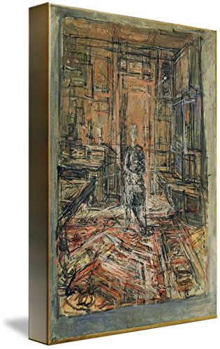 Wall Art Print Entitled Alberto Giacometti - The Artist's Mother by Celestial Images | 21 x 32