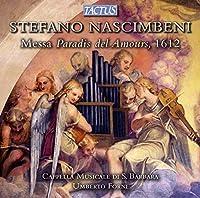 Messa Paradis Del Amours 1612