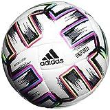 adidas Uniforia Pro Sala Soccer Ball White/Black/Signal Green/Bright Cyan