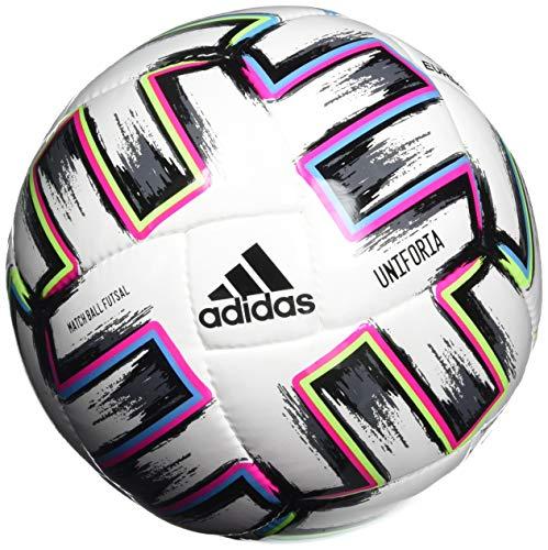 adidas Uniforia Pro Sala Soccer Ball White/Black/Signal Green/Bright...
