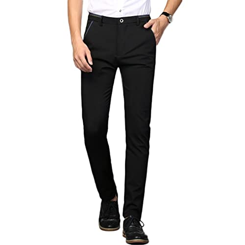 Black Skinny Leg Dress Pants Amazon