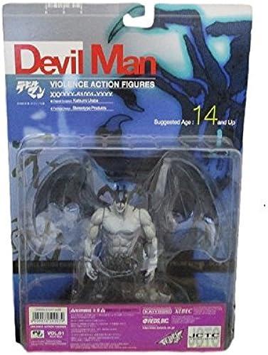 XEBEC Gewalt Devilman Action-Figur (Japan-Import)