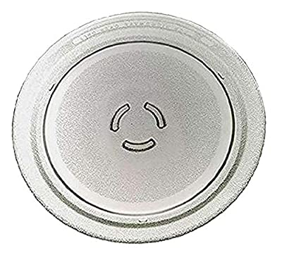 """(KS) 4393799 PS373741 AP3130793 30QBP4185 New Microwave Glass tray Plate Exact fit for Whirlpool - 11-15/16"""" Diameter"""