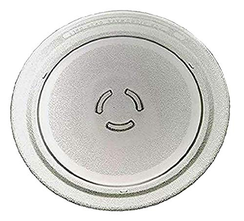 (KS) 4393799 PS373741 AP3130793 30QBP4185 New Microwave Glass tray Plate Exact fit for Whirlpool - 11-15/16' Diameter