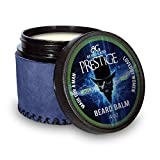 Beard Gains Prestige Luxury Mens Cologne Scented Beard Balm Conditioner - Medium Butter Hold - Made for A Man, Loved by Women (4oz)
