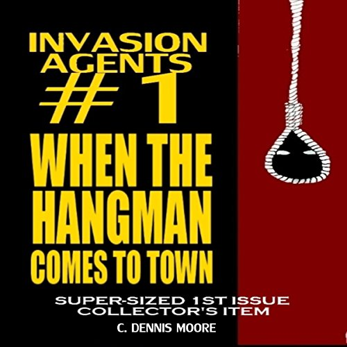 When the Hangman Comes to Town audiobook cover art