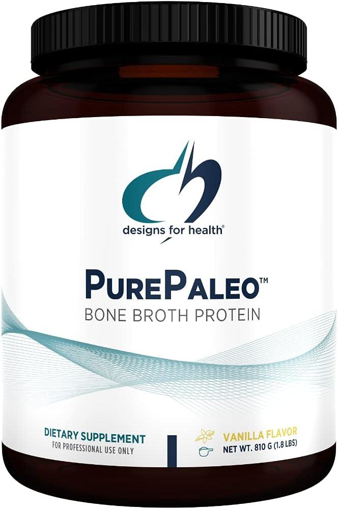Designs for Health PurePaleo Collagen 21g Discount mail order Hydro - Protein OFFicial store Powder