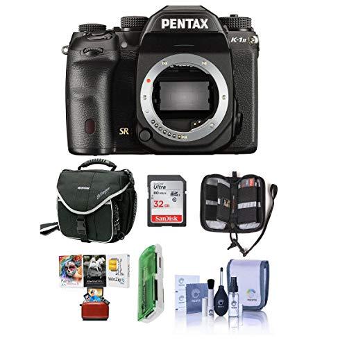 Pentax K-1 Mark II DSLR Camera (Body Only) -...