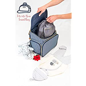 Pregnancy Hospital Bag for Labor and Delivery, Pre-Packed Set of 20 Baby Shower Gift