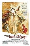 Herr der Ringe (1978 Movie Poster (68,5cm x 101,5cm)
