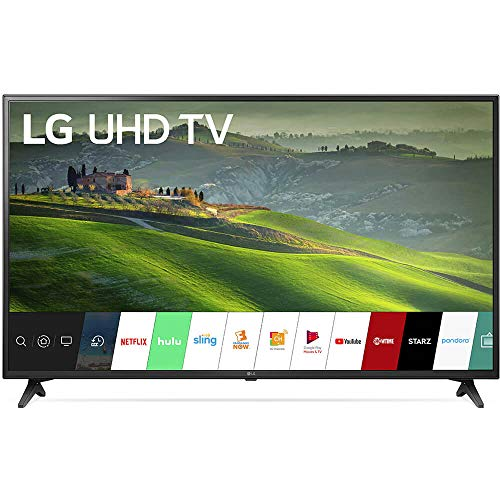 LG 43UM6910PUA 43' 4K UHD TM120 Smart LED TV (2019)
