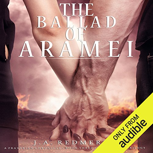 The Ballad of Aramei audiobook cover art