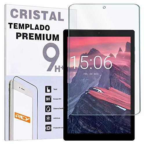 "REY - Protector de Pantalla para CHUWI HiPAD 10.1"" / Hi Pad, Cristal Vidrio Templado Premium, Táblet"