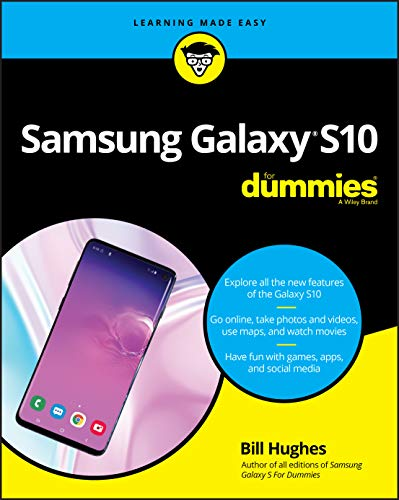 Samsung Galaxy S10 For Dummies