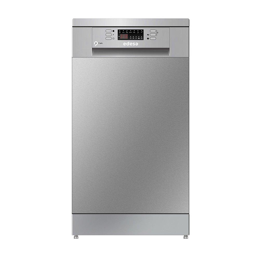Edesa URBAN-V454AX 9cubiertos A+ lavavajilla - Lavavajillas (Acero ...