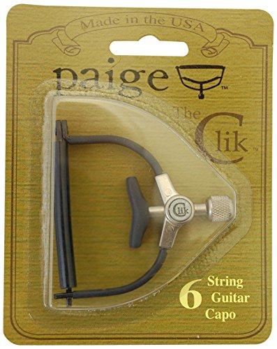 paige capos Paige Guitar Capo (PC-6-2.062-R)