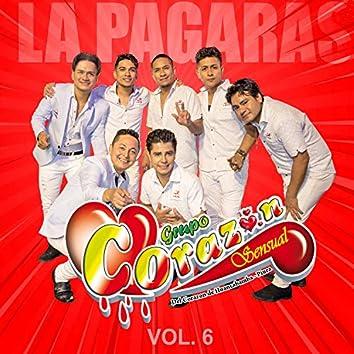 La Pagaras, Vol.6