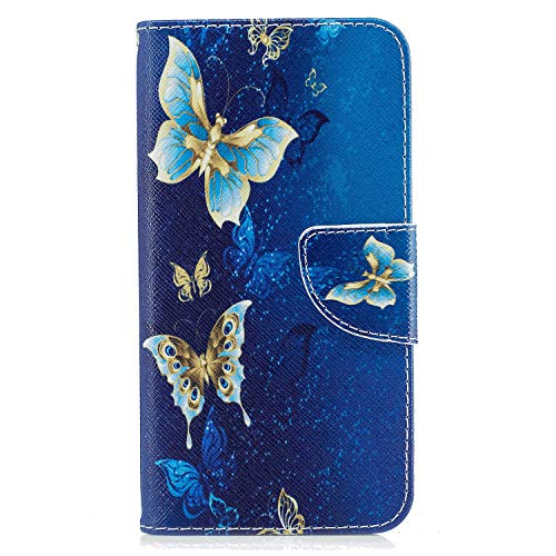 %7 OFF! Flip Case for Samsung Galaxy S10, Leather Cover Business Gifts Wallet with extra Waterproof ...