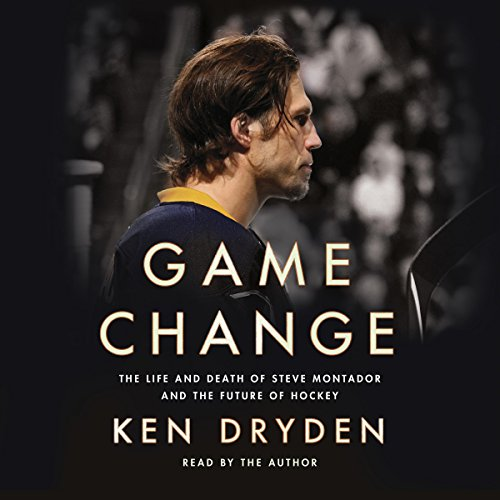 Game Change     The Life and Death of Steve Montador, and the Future of Hockey              By:                                                                                                                                 Ken Dryden                               Narrated by:                                                                                                                                 Ken Dryden                      Length: 11 hrs and 21 mins     75 ratings     Overall 4.8