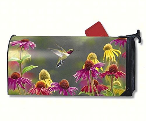 Top hummingbird mailbox covers magnetic for 2020