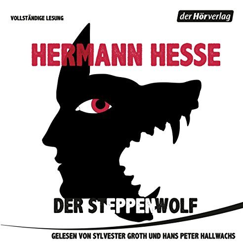 Der Steppenwolf audiobook cover art