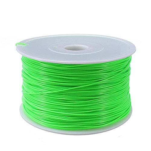 Anet 1kg 1.75mm 3d Printer Pla Filament For Mendel Printrbot Reprap Prusa, Green