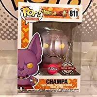限定FUNKO POP ドラゴンボール シャンパ フロッキー限定版