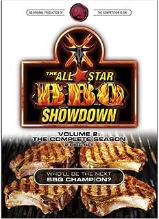 The All-Star BBQ Showdown: Volume 2 - The Complete Season