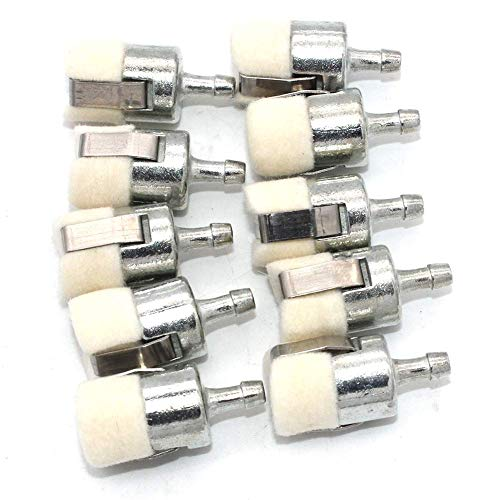 XHUENG Durable Filtro de Combustible de 3/16'para desbrozadora de Motosierra Echo Shindaiwa 13120519832 A369000460 A369000470 A369000480