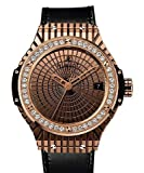 Hublot Big Bang Caviar Gold Diamonds 346.PX.0880.VR.1204 - Flauta Dulce (41 mm)