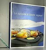 Livre Thermomix La cuisine à Toute Vapeur