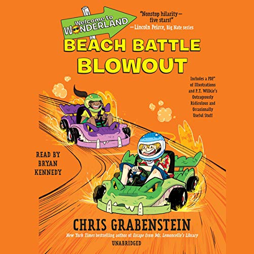 Beach Battle Blowout cover art