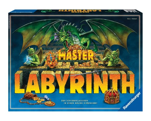 Ravensburger 26443 - Master Labyrinth