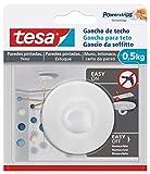 Tesa 77781 - Gancho de techo, Blanco