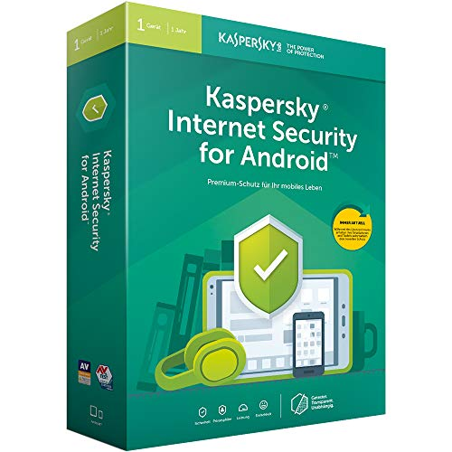 Kaspersky Internet Security for Android 2019 Standard | 1 Gerät | 1 Jahr | Android | Box | Download