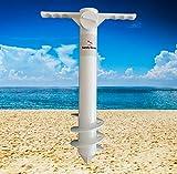 Best Beach Umbrella Sand Anchors - Sandy Dunes Beach Umbrella Sand Anchor | One-Size-Fits-All Review