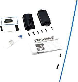 Traxxas Bandit XL-5 WATERPROOF RECEIVER BOX, GREAS, GASKTE & ANTENNA TUBE