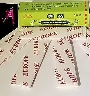 Spanish fly Sex Drive Mint Gum 5 Stick And Sparxxx (Super Combo) Libido booster Female Enhancer Plus Love  Potion Pen
