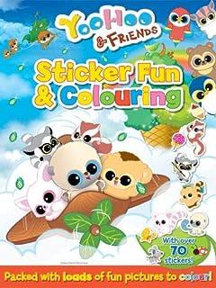 Yoohoo Sticker Book