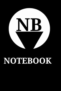 """NB Notebook: simple style for notebook gift for every one loves ,( 6""""x9"""") 100 Pages"""