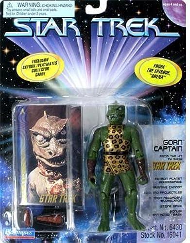 Star Trek série originale, Gorn Captain, à partir de l'épisode Arena.