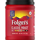 Folgers Classic Roast Ground Coffee 11.3 oz (320g)