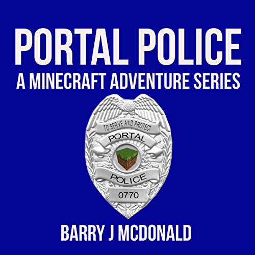Portal Police audiobook cover art