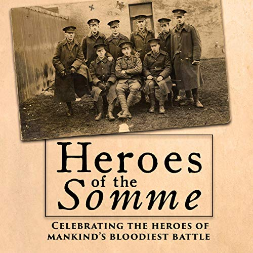 Heroes of the Somme cover art