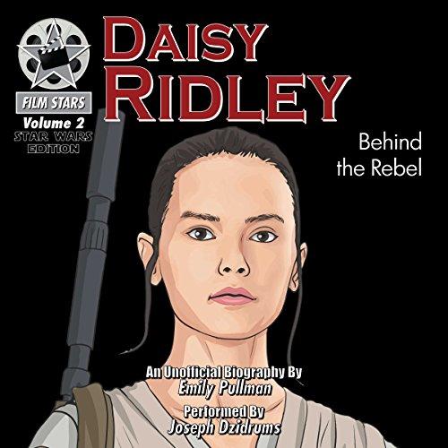 Daisy Ridley audiobook cover art