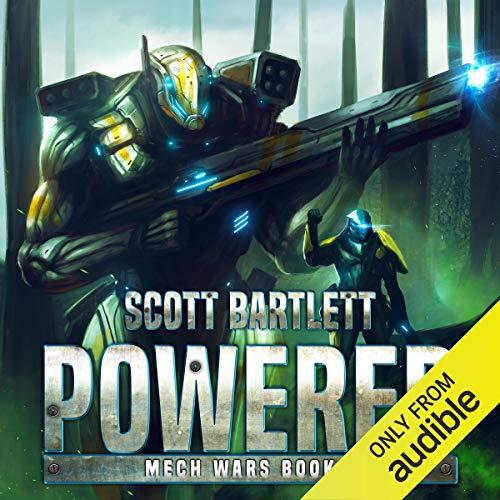 Powered: Mech Wars Book 1