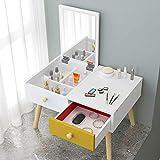 Mesa De Tocador, Escritorio Práctico De Limpieza Para Sala De Estar Para Dormitorio