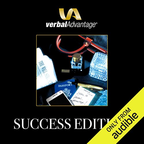 Verbal Advantage Success Edition, Sections 1-5 audiobook cover art